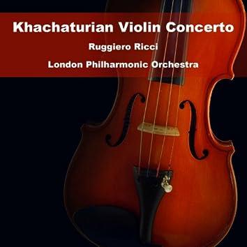 Khachaturian Violin Concerto