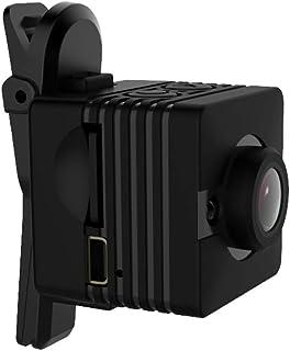 KKmoon Quelima SQ12 Mini Camera HD Gravador de DVR de carro Esportes DV Camcorder Câmera de visão noturna escondida