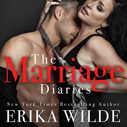 The Marriage Diaries, Volumes 1-4 audiobook cover art