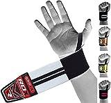 RDX Zughilfen Gym Straps Gewichtheben Handgelenkstütze Zughilfe Fitness Handgelenkbandage...