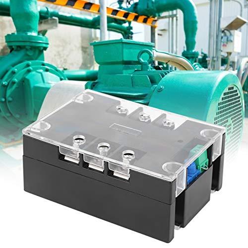 Jeanoko Controlador de Motor trifásico de Aluminio TSR-30WA-R1 (3KW 380V para Ventiladores(Optical Module)