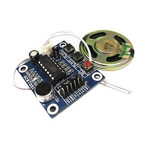 Great Features Of ISD1820 Recording Module Voice Module The Voice Board telediphone Module Board wit...