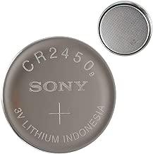 Sony CR2450 3V Lithium Coin Battery (10 Pack)