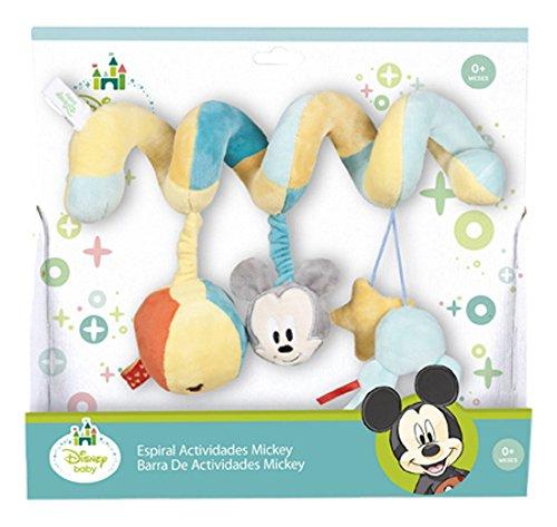 Disney Baby-Famosa Softies-Espiral de Actividades Mickey (760013850)