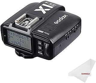 【Changle一年間保障】Godox X1T-N TTL Wireless Remote Flash Trigger for Nikon ワイヤレスカメラリモコントリガー  ニコン対応 無線遠隔制御フラッシュトランスミッタ 技適マーク付属