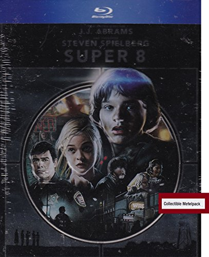 Super 8 in Collectible Metalpack Packaging