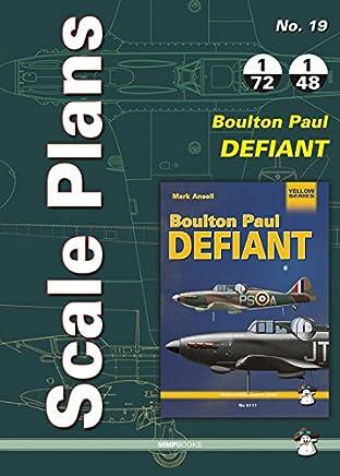 Boulton Paul Defiant: Scale Plans