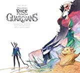 ART OF RISE OF THE GUARDIANS