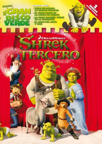 Shrek tercero (Edición especial) [DVD]