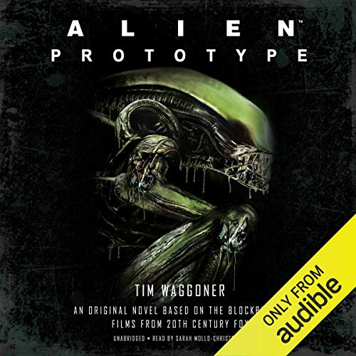 Alien: Prototype cover art