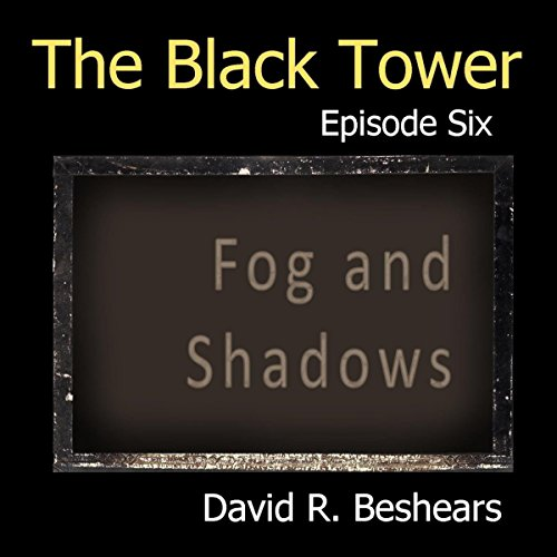 The Black Tower audiobook cover art