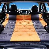 Chuanfeng - Colchón hinchable para 2 – 3 personas, cama hinchable, asiento trasero para coche, camping, autoinflable, para senderismo, al aire libre, 180 x 132 x 5 cm