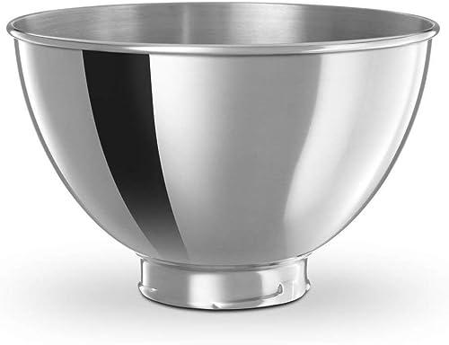 popular Bowl RK3SB lowest for KitchenAid K45 Mixer discount Stainless Steel Bowl - 3 Quart outlet sale