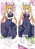 Tohru - Miss Kobayashi's Dragon Maid Double Sided hugs Body Pillow case Cushion Cover 50x137cm(20x54 Inch)/ 50x150cm(20x59 Inch)