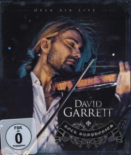 David Garrett - Rock Symphonies Open Air (1 Blu-Ray)