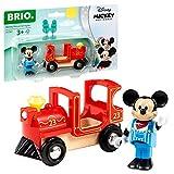 BRIO Micky Maus Trenes, construcción, Multicolor (32282)