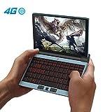 SUIBIAN One Netbook Laptops, One Gx1 7-Zoll-I5 Zehnte Generation Smart-Spiel Buch 1920x1080 IPS Bildschirm Smart-Cooling RGB Tastatur Win10 16 + 512GB,16G(4G)