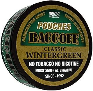 non tobacco chew pouches