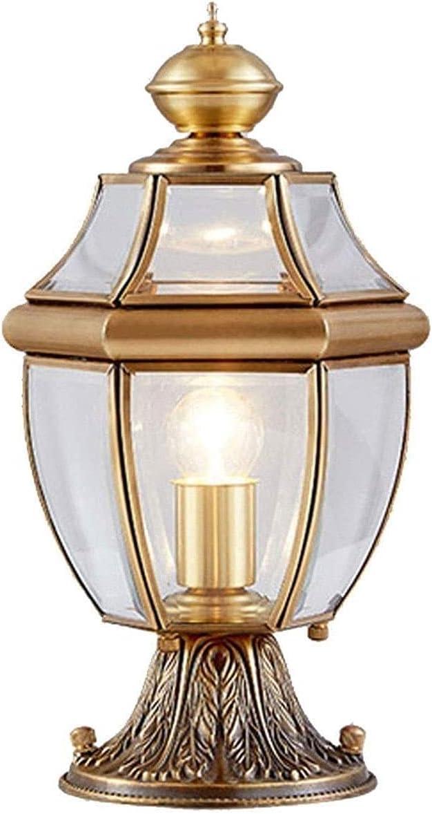 Outdoor Sacramento Mall Post Lights Pole Fixture Lantern European-style Lighting Max 48% OFF