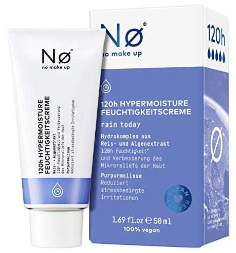 Nø rain today 120h HyperMoisture Cream, 50 ml, 10269203076