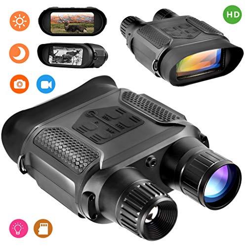 RLF LF Fernglas Infrarot Nachtsichtgerät Teleskop NV400B Digital Infrarot Nachtsicht Fernglas Foto Kamera & Video Recorder 400M / 1300Ft Reichweite 2