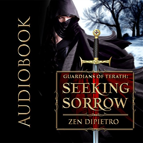 Seeking Sorrow audiobook cover art