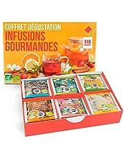 Caja degustación Infusiones Gourmet 36 unidades
