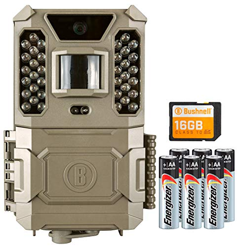 Bushnell by Primos Prime Trail Camera Combo_24MP_LowGlow_119932CB, Brown