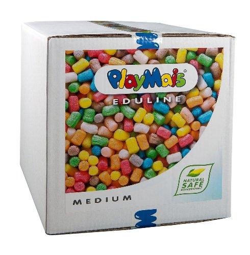 PlayMais 160041 - PlayMais CLASSIC Eduline Medium, ca. 3150 Teile