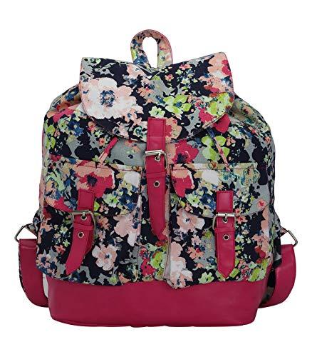 Hot Wheels Black School Backpack (MBE-MAT415)