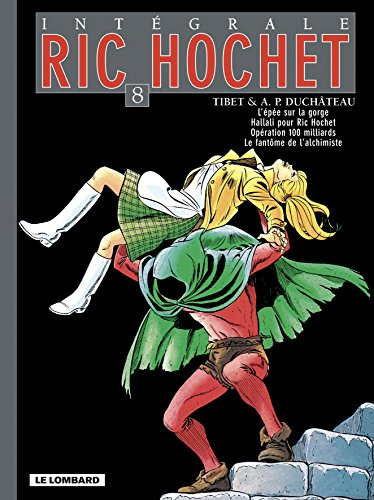 Intégrale Ric Hochet - tome 8 - Intégrale Ric Hochet 8