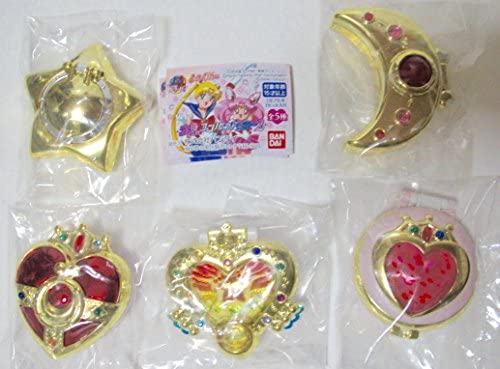 Sailor moon gashapon _image1