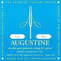 AUGUSTINE/オーガスチン BLUE Set×3セット ナイロン弦