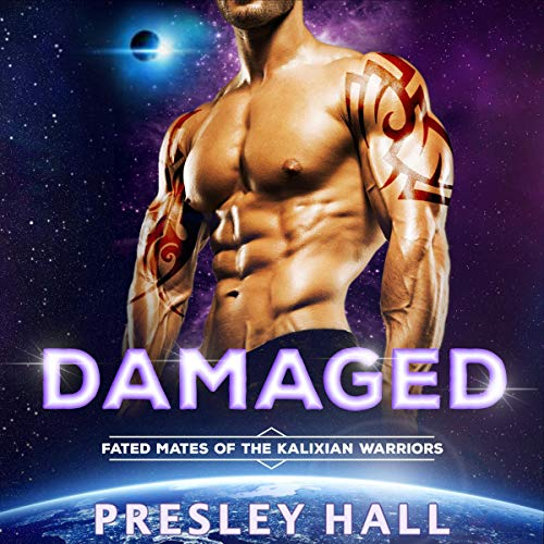 Damaged Audiobook By Presley Hall cover art
