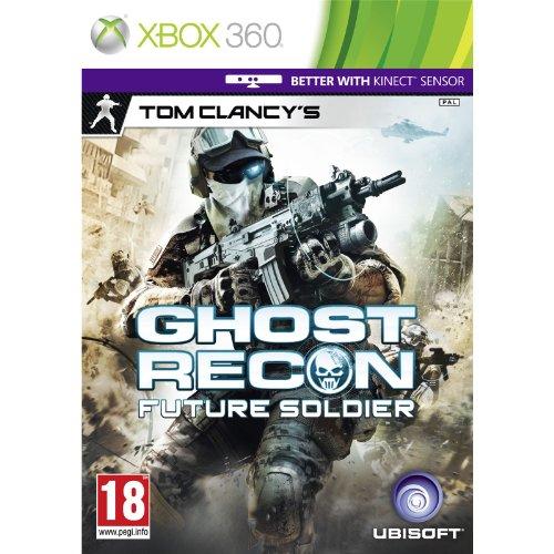 Tom Clancy's Ghost Recon: Future Soldier [Edizione: Regno Unito]