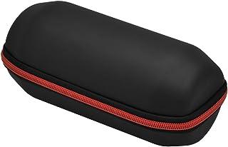 غطاء سماعة Ametoys واقي حافظة تخزين متوافق مع Amazon Tap بلوتوث مكبر صوت حقيبة سفر إيفا مع خطاف محمول