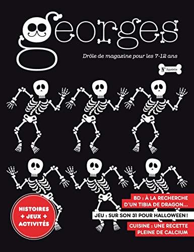 Magazine Georges N 48 - Squelette