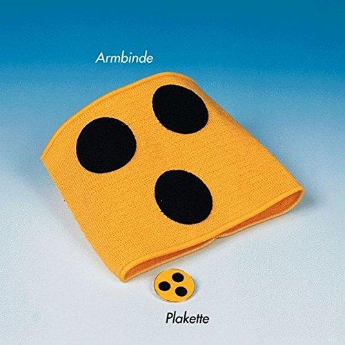 Placa para ciegos, diámetro de 3 cm