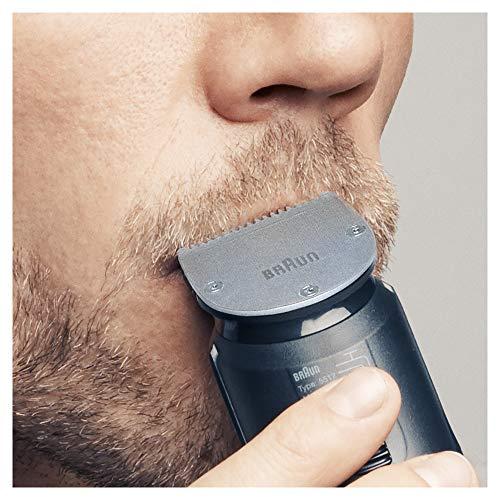 Braun BT 7040 Beard Trimmer & Hair Clipper, Black/Grey