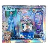 Frozen Set Accesorios Pelo 18 Piezas De Frozen 400 gr