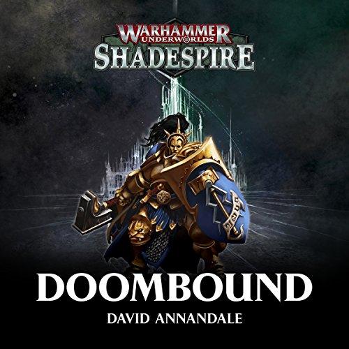 Doombound audiobook cover art