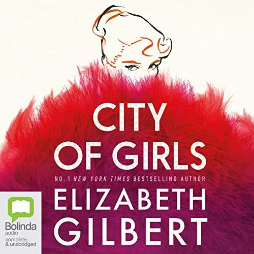 City of Girls audiobook cover art