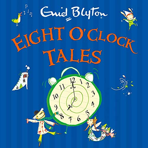 Eight O'Clock Tales cover art