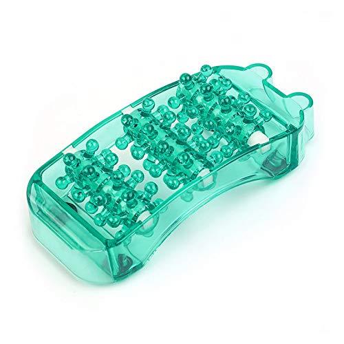 Preisvergleich Produktbild Bewegliche Kunststoff Fußmassagegerät Fußgesundheit SorgfaltMassager Männer Frauen Veröffentlichung Stress Tool bestes Geschenk für Eltern