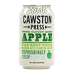 The best picks blended with sparkling water Sparkling cloudy apple is artfully blended to balance flavour and refreshment Refreshing crisp Not from concentrate No added sugar, artificial sweeteners, colourings or preservatives
