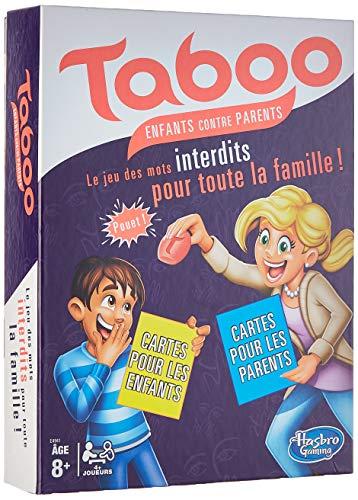 Taboo Enfants contre Parents, Jeu de societe de reflexion, J