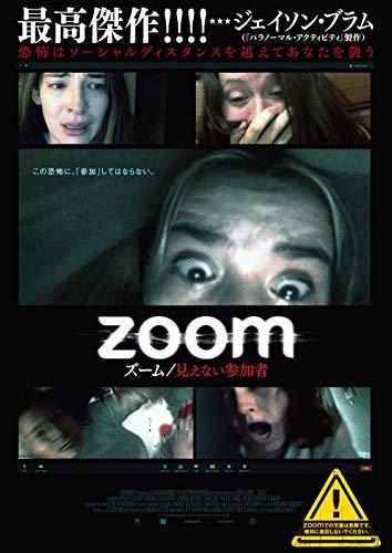 ズーム/見えない参加者 [DVD]