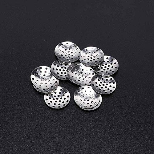 Triangle-Box 50pcs Super special price lot 14-25mm Brooch Base Brooches Bouquet Bead Translated