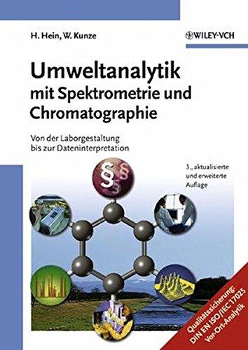 Umweltanalytik mit Spektrometrie und Chromatographie: Von der Laborgestaltung bis zur Dateninterpretation