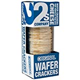2'S COMPANY Original Wafer Cracker for Cheese, 3.5 oz